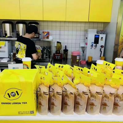 1柠1柠檬茶|柠檬茶前景好吗?柠檬茶加盟品牌哪个好?